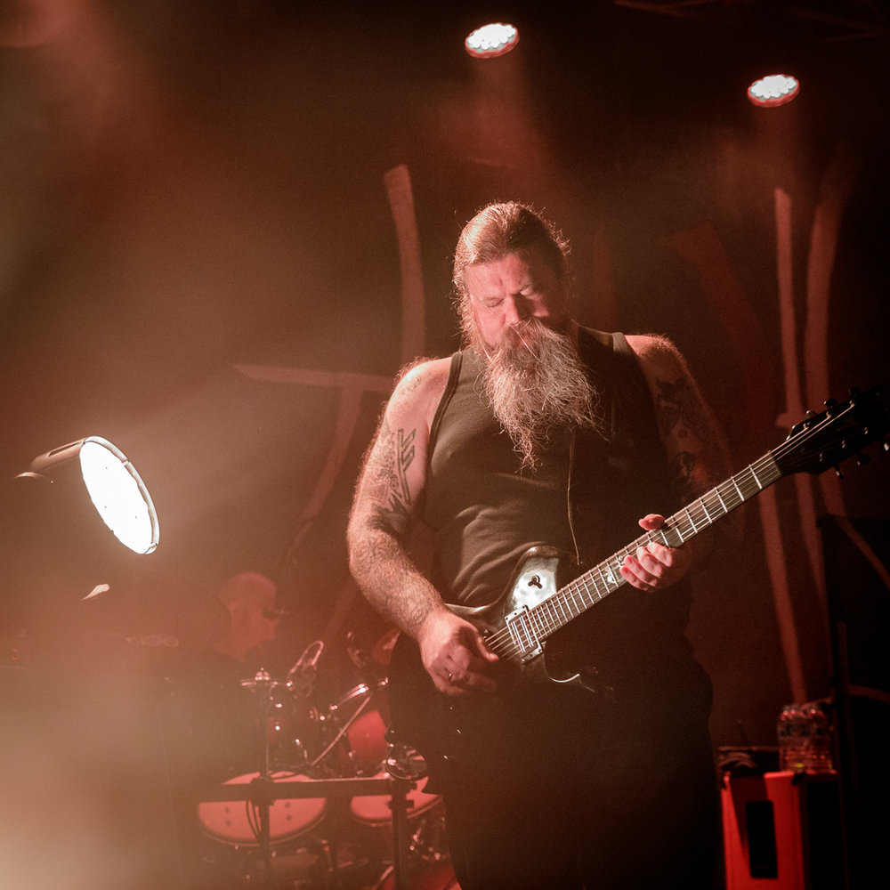 Enslaved / Academy 2 / Manchester / October 8th