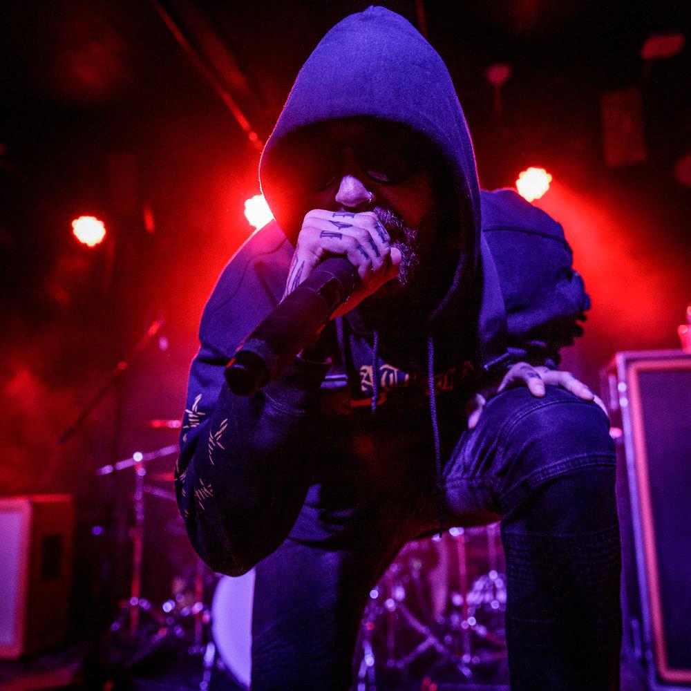 Attila / Academy Club / Manchester October 22nd