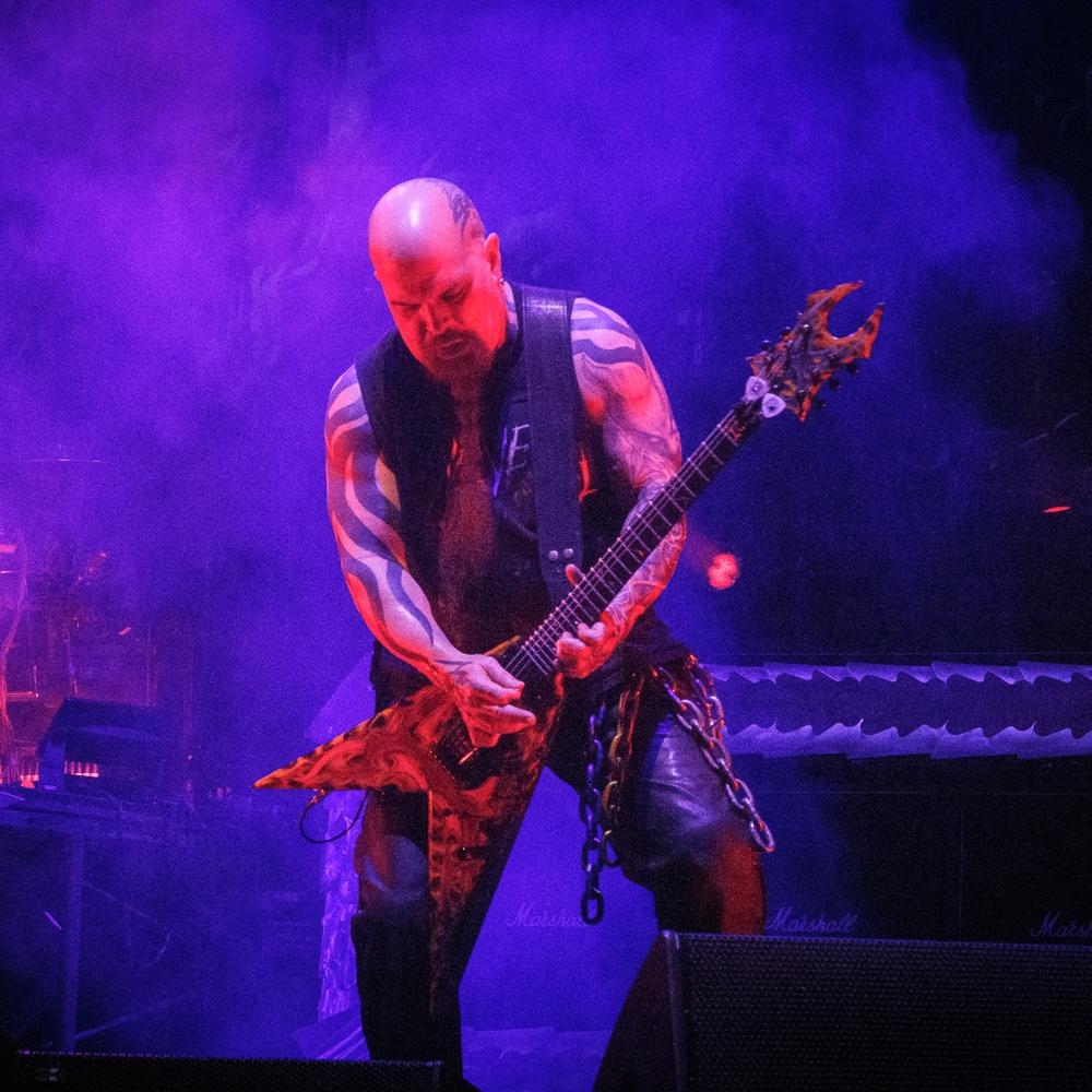 Slayer / MEN Arena / Manchester / November 9th