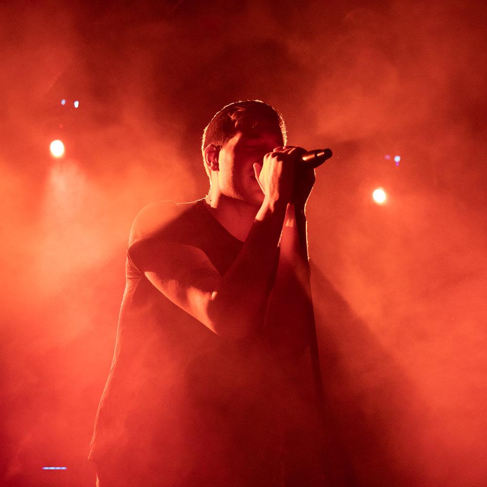 Mason Hill / Academy Club / Manchester November 25th