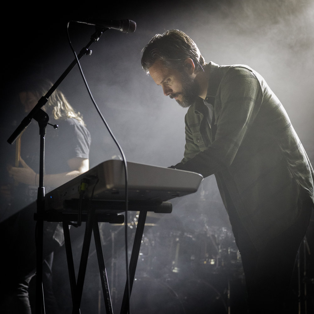 Between The Buried And Me / Academy 2 Manchester / November 28th