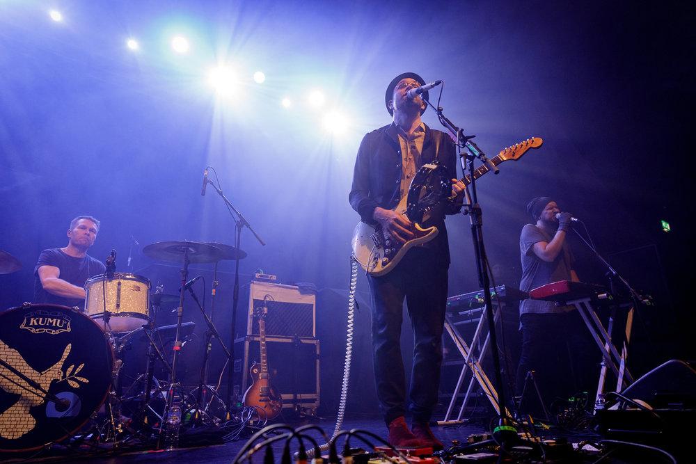 Von Hertzen Brtothers live at the O2 Ritz in Manchester on December 12th 2018. ©Johann Wierzbicki | ROCKFLESH