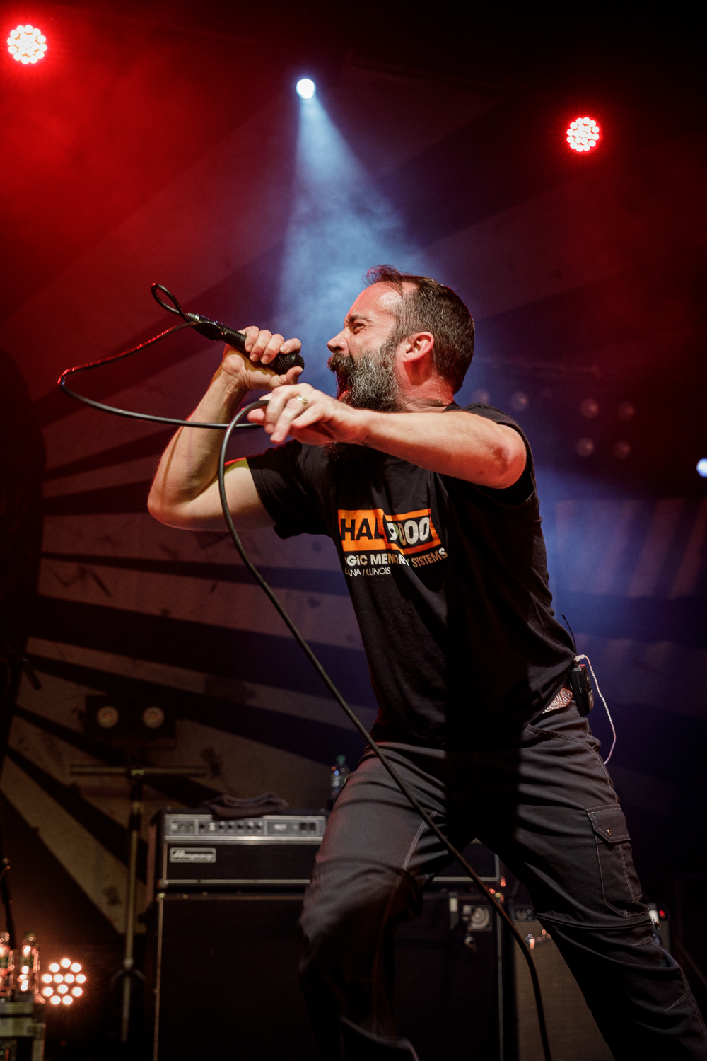Clutch live at the Academy in Manchester on December 19th 2018. ©Johann Wierzbicki | ROCKFLESH