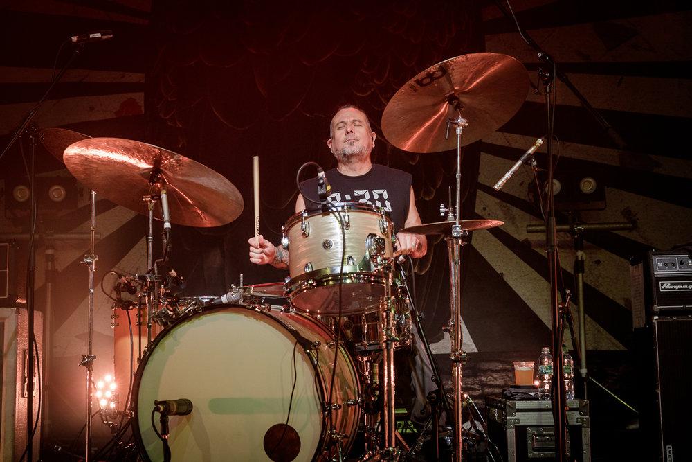 Clutch live at the Academy in Manchester on December 19th 2018. ©Johann Wierzbicki | ROCKFLESH