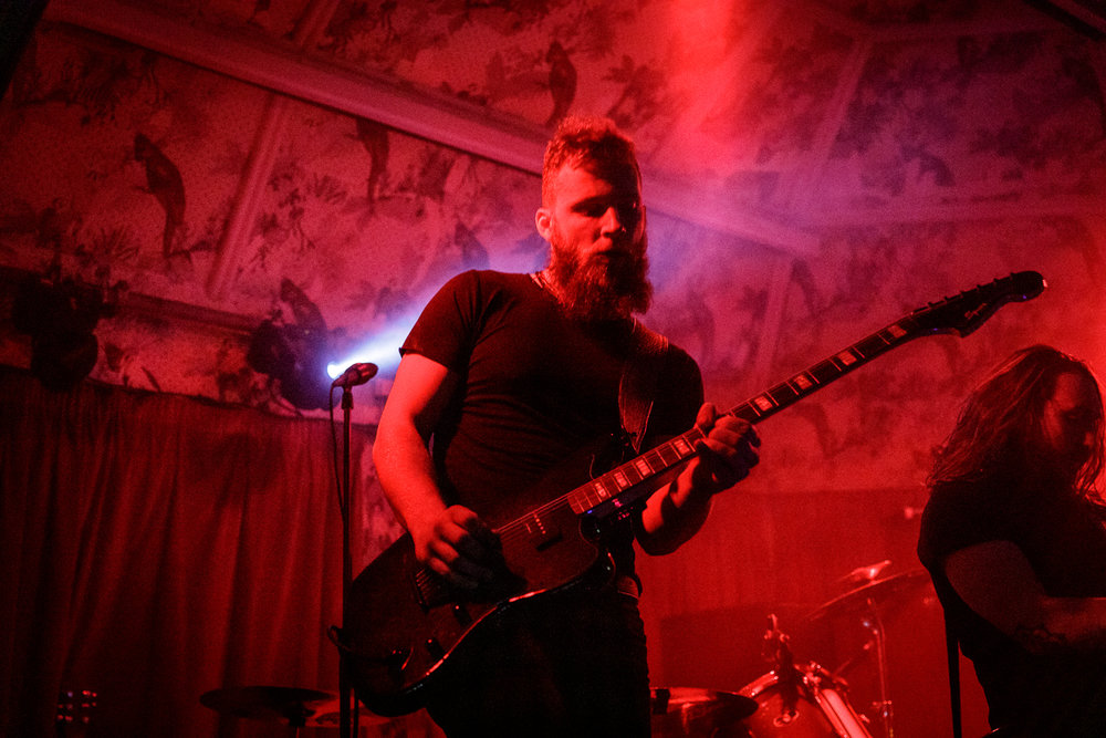 Talons live at the Deaf Institute in Manchester on December 19th 2018. ©Johann Wierzbicki | ROCKFLESH