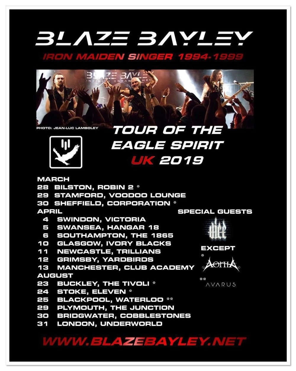 blaze-bayley-tour-of-the-eagle-spirit-2019-uk