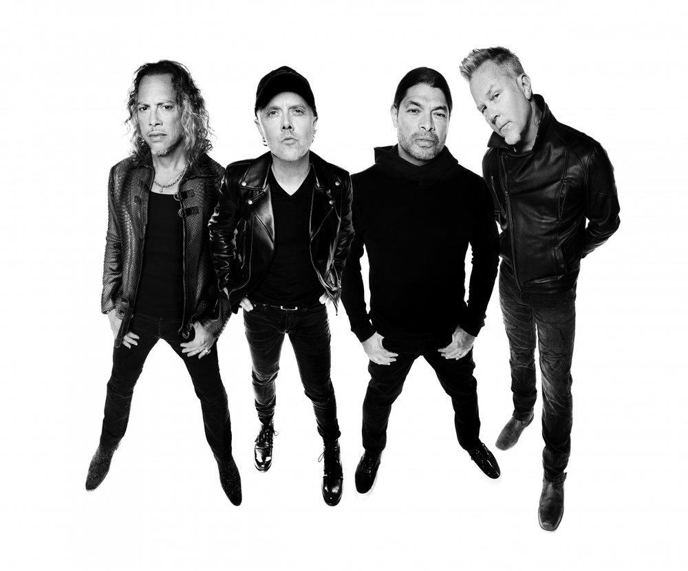 Metallica Etihad Stadium, Manchester Potsre 2019