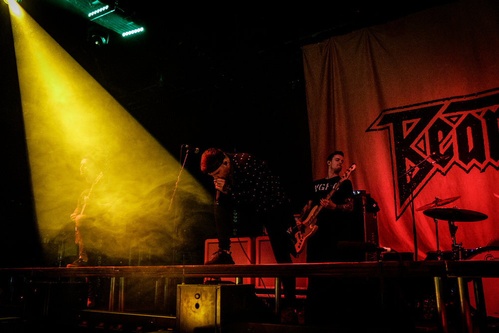 Beartooth live at Victoria Warehouse in Manchester on January 15th 2019. ©Johann Wierzbicki | ROCKFLESH