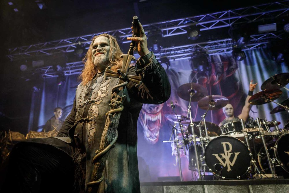 Powerwolf live at Academy 2 in Manchester on January 19th 2019. ©Johann Wierzbicki | ROCKFLESH