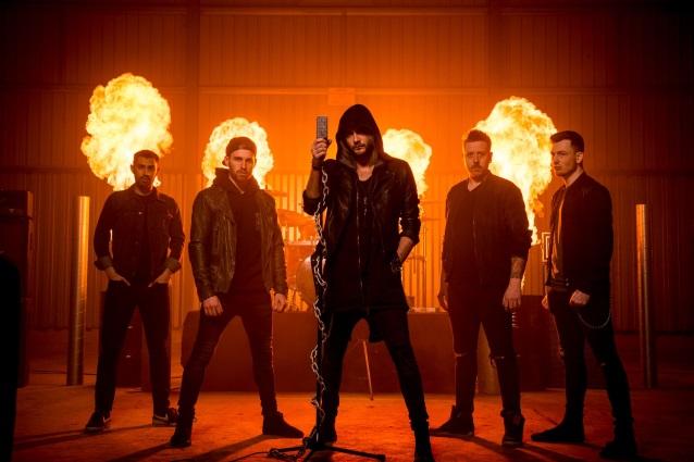 The Raven Age Band Photoshoot 2018