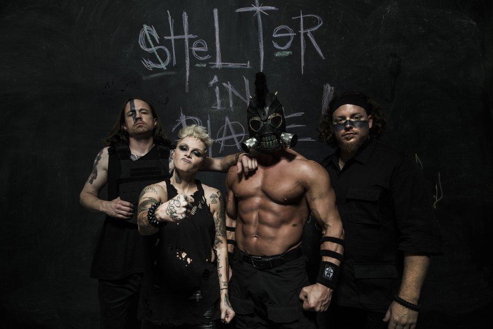 OTEP Band Photo