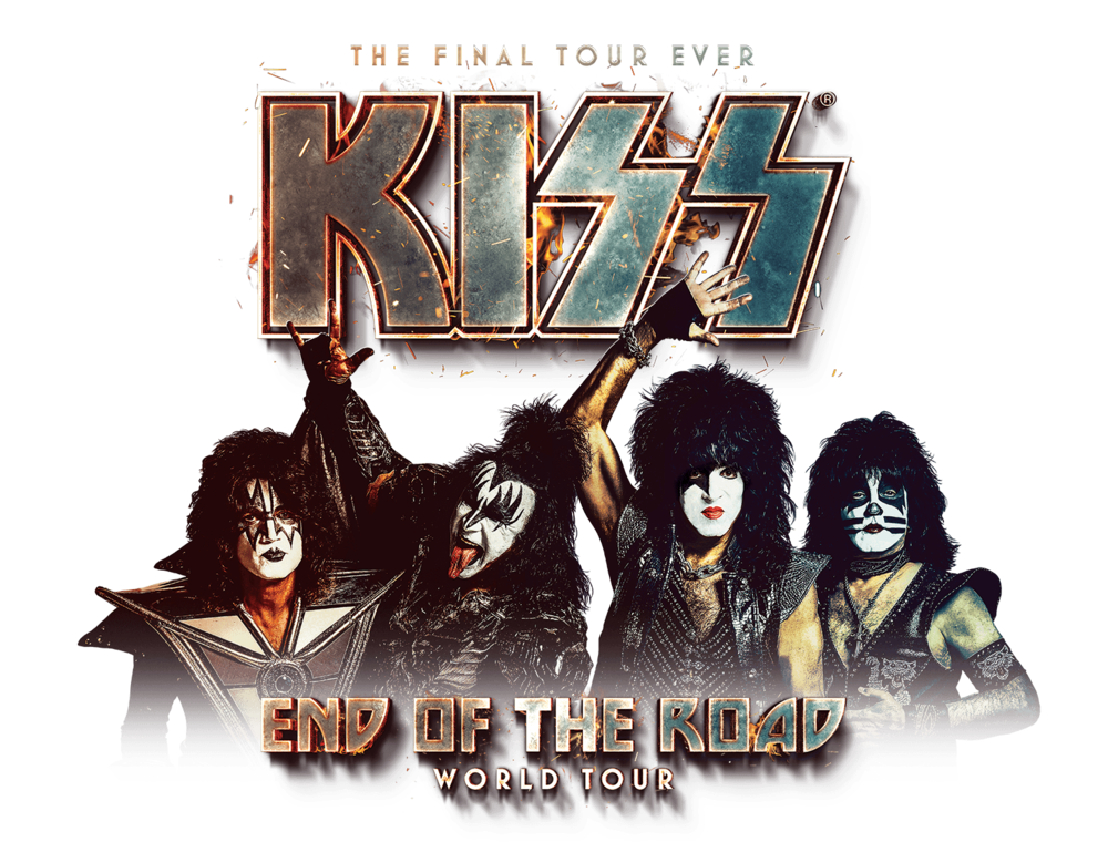 KISS Band 2019 End Of The Road