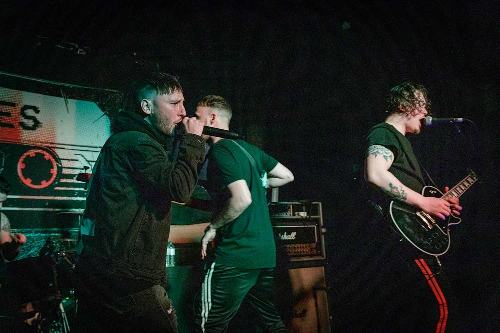 SHVPES at Star And Garter in Manchester on February 2nd 2019