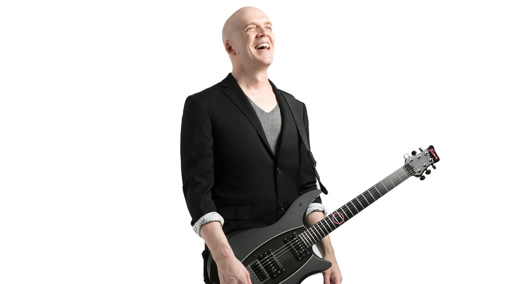 Devin Townsend Albert Hall photo