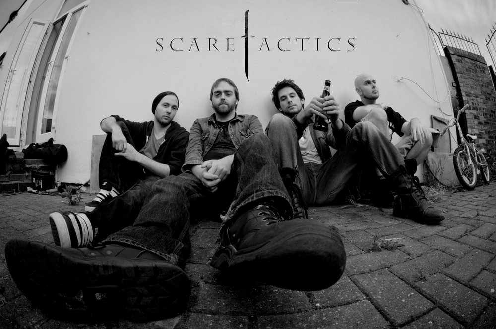 Scare Tactics Band Promo SHoot