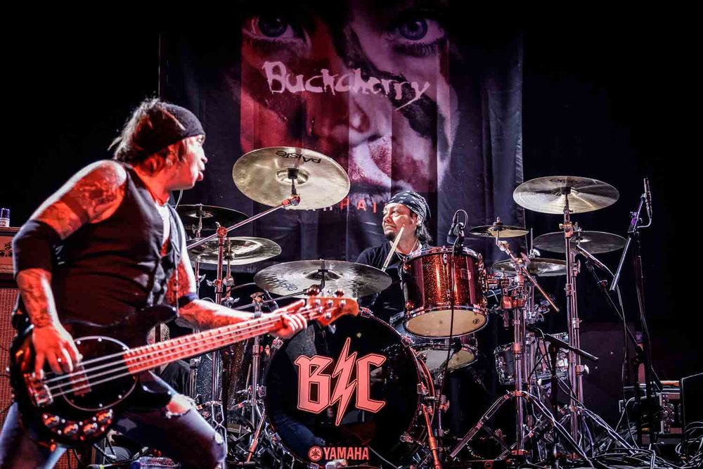Buckcherry at O2 Ritz in Manchester on February 5th 2019. ©Johann Wierzbicki | ROCKFLESH