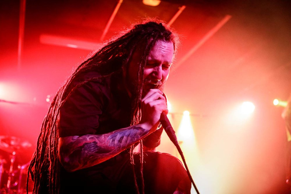 Decapitated at Academy 3 in Manchester on February 12th 2019. ©Johann Wierzbicki | ROCKFLESH