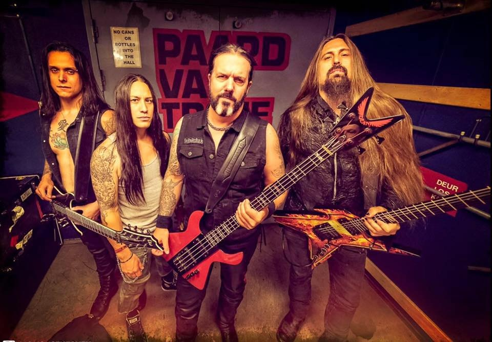 Morbidfest Manchester 2019 I Am Morbid Band
