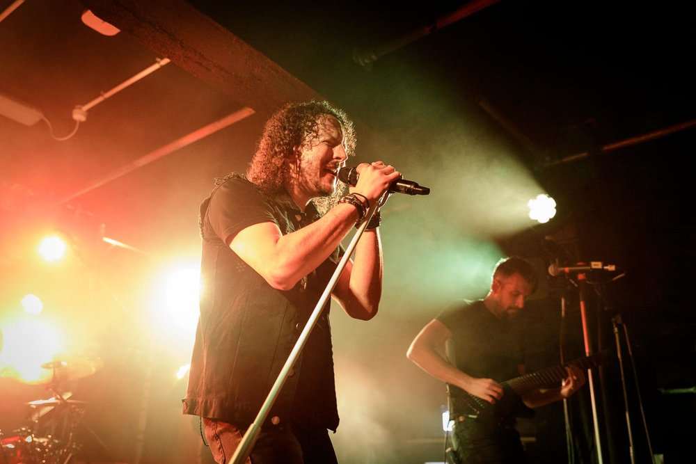 Live Review Haken Vola Bent Knee At Academy 3 Manchester On