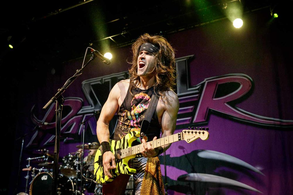 Steel Panther at the Academy in Manchester on February 11th 2019. ©Johann Wierzbicki | ROCKFLESH