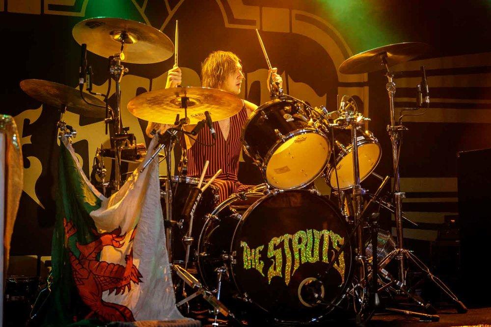 The Struts at the Academy 2 in Manchester on February 23rd 2019. ©Johann Wierzbicki | ROCKFLESH