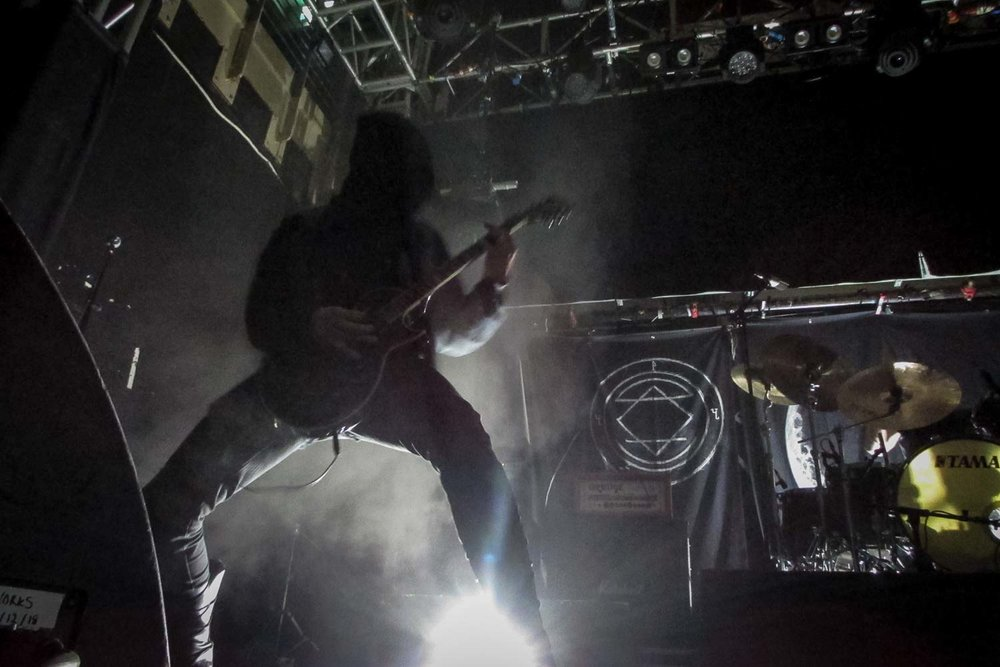 Uada at the O2 Academy in Islington, London on February 25th 2019