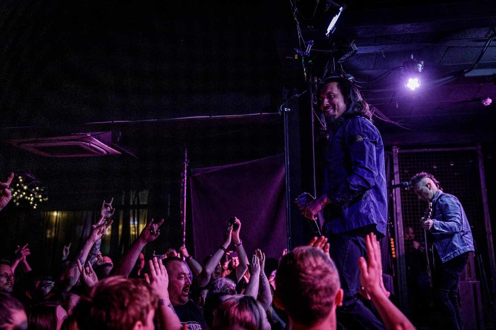 Pop Evil at Rebellion in Manchester