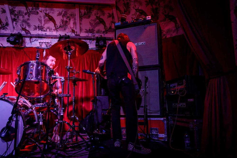 Baptists at The Deaf Institute in Manchester