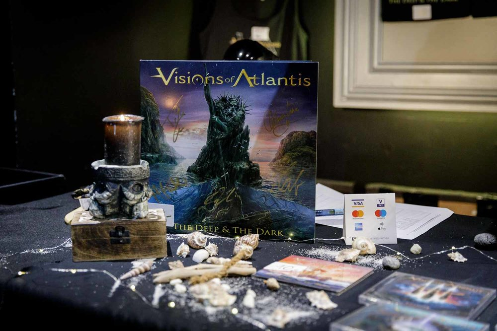 Visions Of Atlantis at The Academy Club in Manchester on March 21st 2019