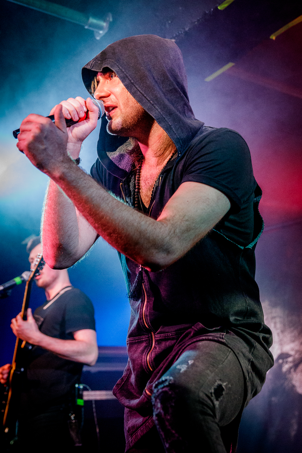 The Raven Age live at the Academy 3 in Manchester on April 14th 2018. ©Johann Wierzbicki | ROCKFLESH