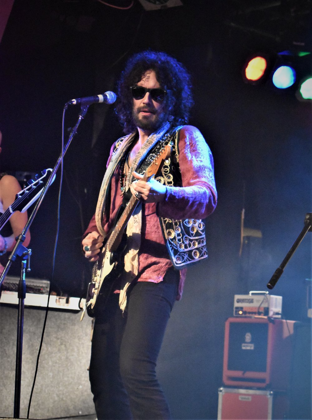 Electric Boys at Tivoli, Buckley on March 22nd 2019