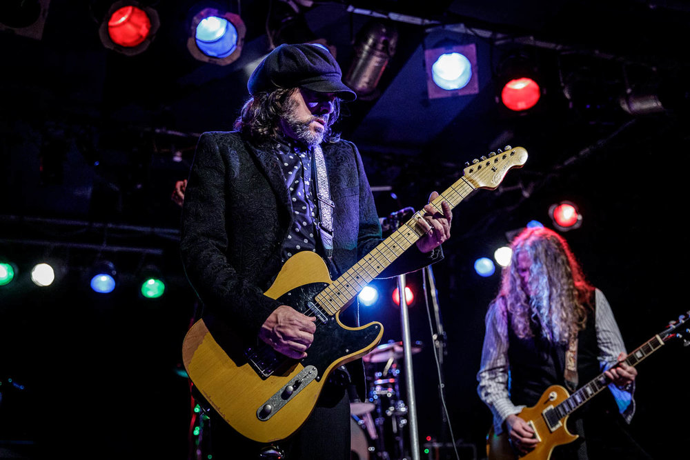 The Quireboys at The Tivoli in Buckley on March 30th 2019.