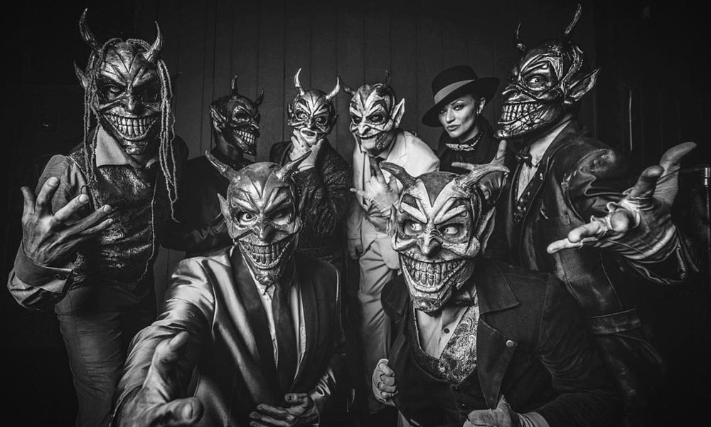 Mushroomhead Band Promo Shoot 2019