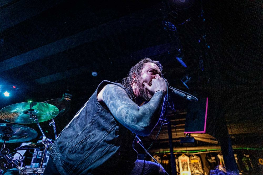 Ingested at Rebellion in Manchester on April 10th 2019.