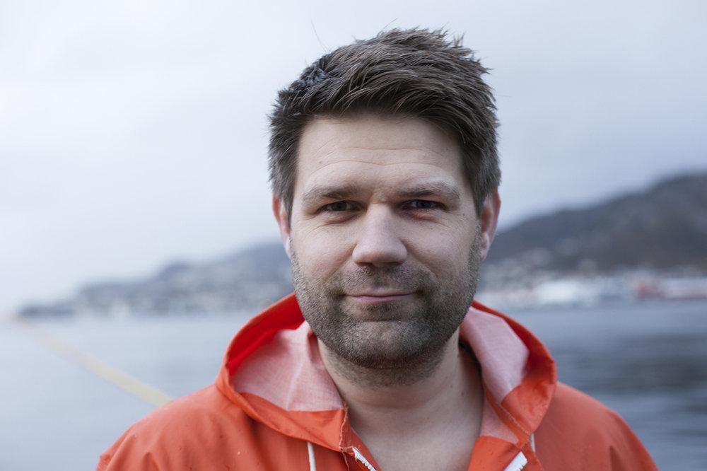 Fredrik Rysjedal