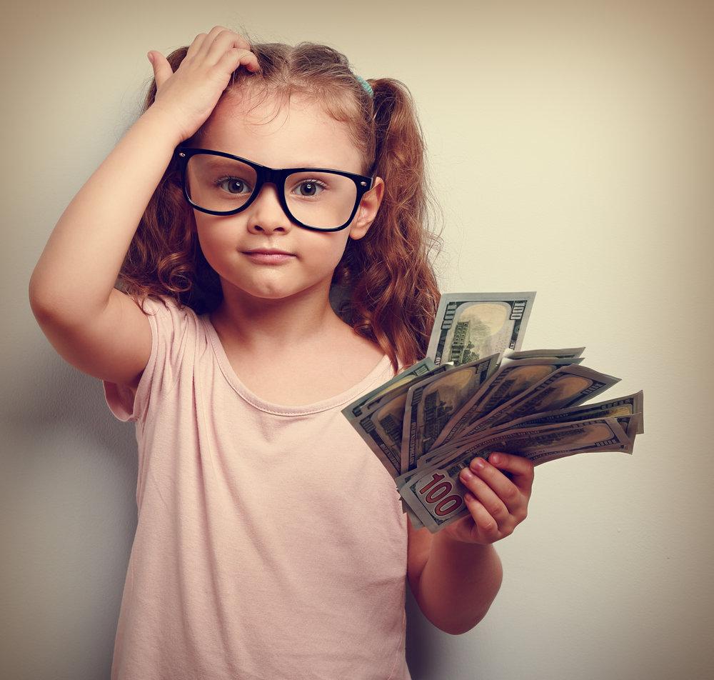 Money Confusion
