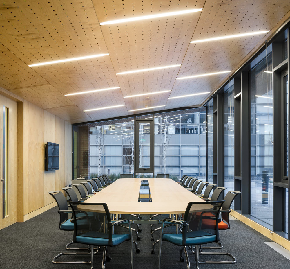 Meeting Room Facilities in the NRF at DCU