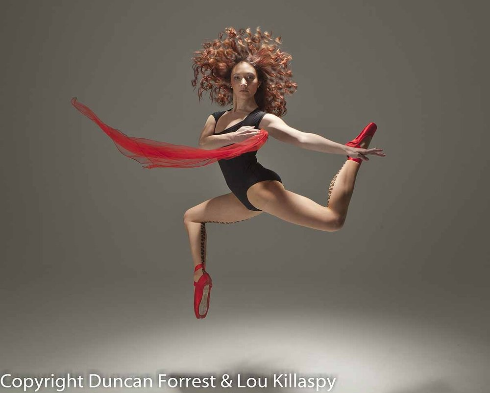 Photographers: Duncan Forrest & Lou Killaspy