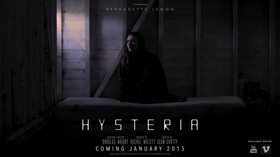Poster work for 'Hysteria' Web series