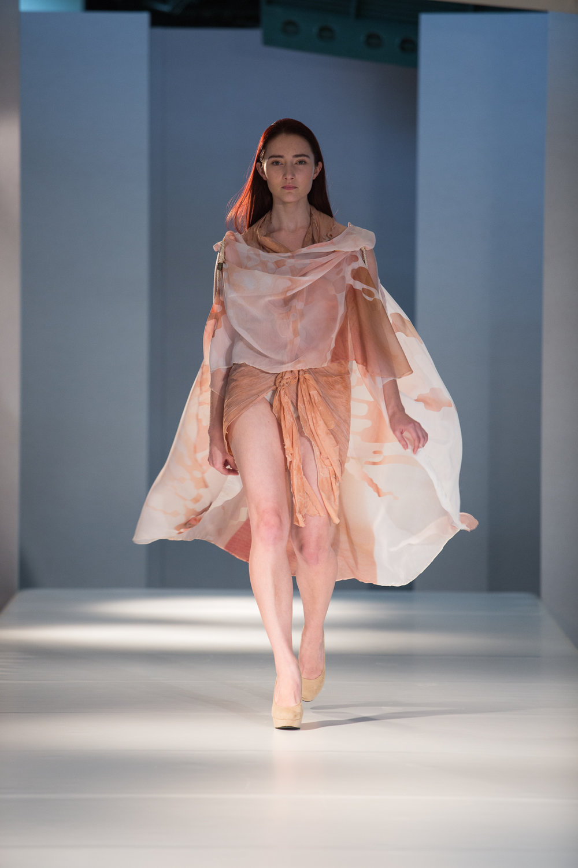 CSA Fashion Show 2015  Designer: Alice Parmantier  Photographer: Stephen Allwright