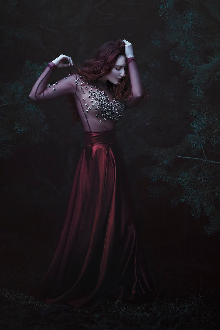 Photographer:  Anjelica Hyde   Designer:  Kathleen Guerisse