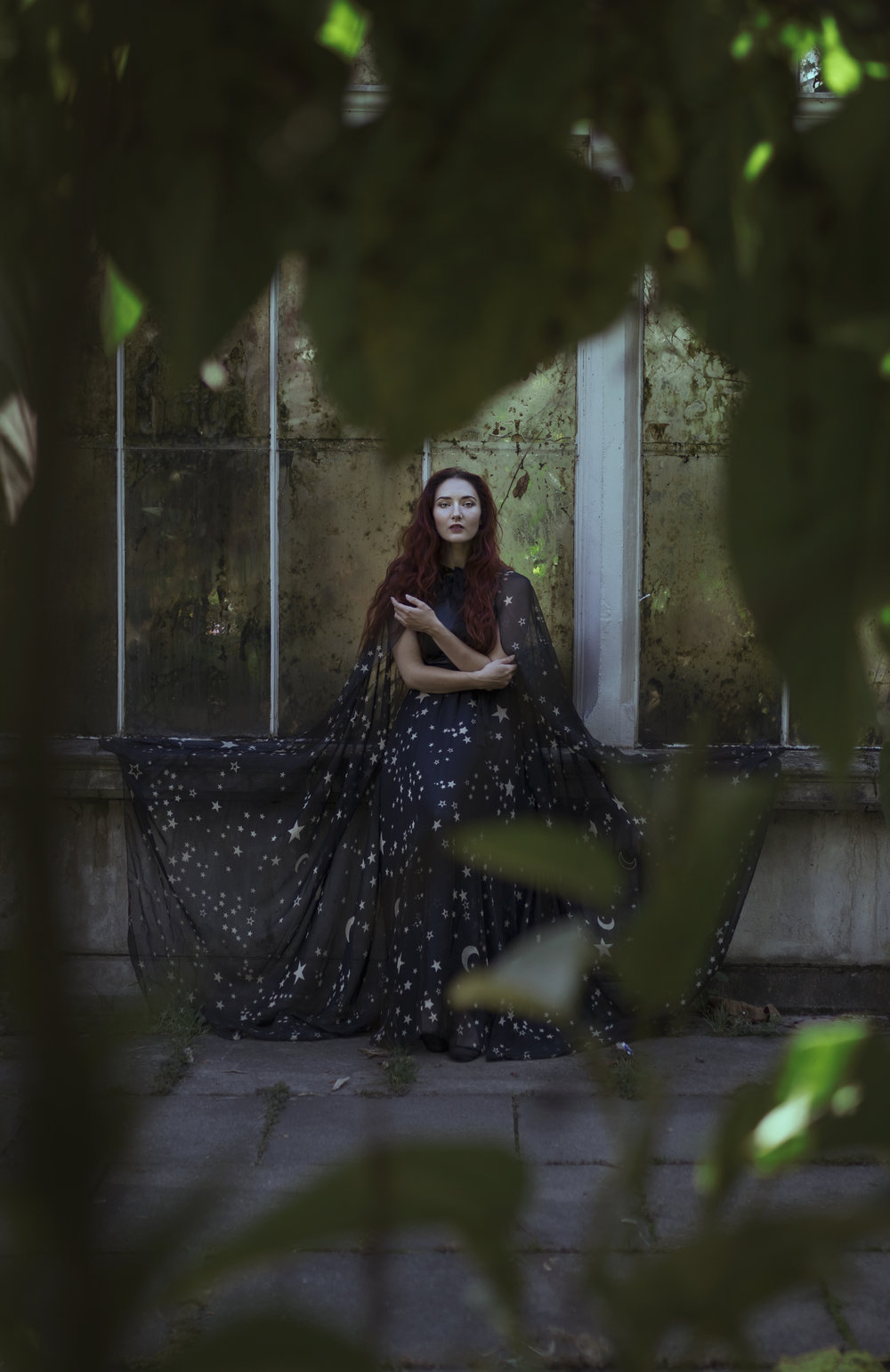 Photographer:  Alassie   Designer:  El Costurero Real   Location:  Kew Gardens