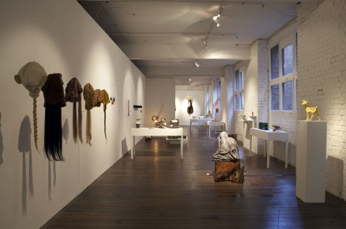 Victorian Craft Award, installation view. Photograph: Anita Beaney.