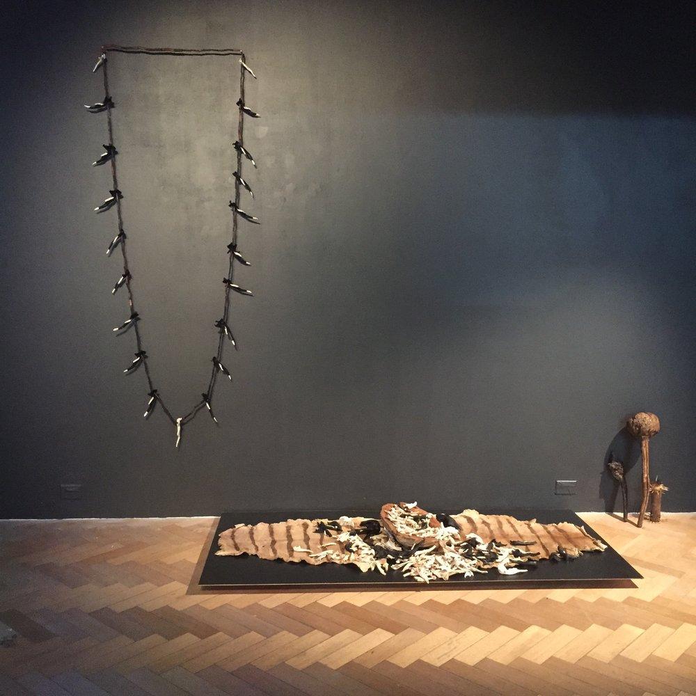 Installation view, Nicholas Hovington