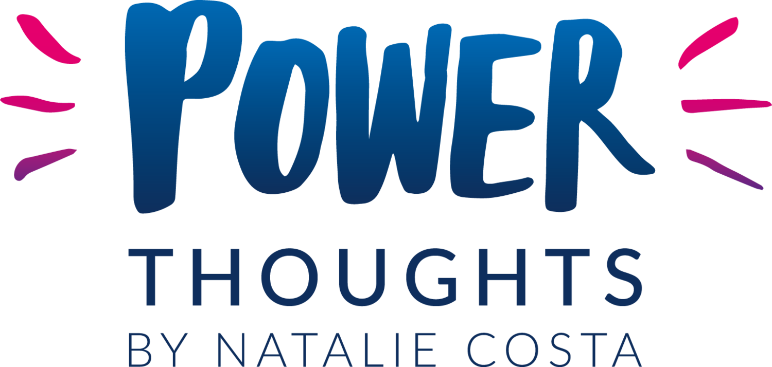 Power Thoughts by Natalie Costa