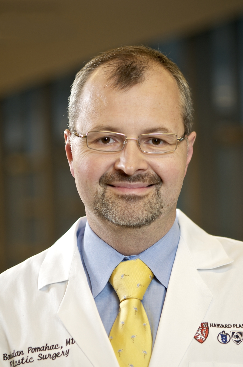 Dr. Bohdan Pomahac