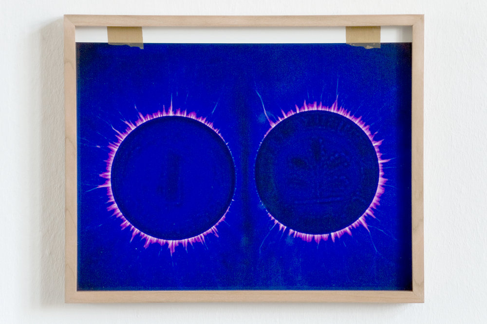 <p>False Bottom – Barbara Müller (installation view)</p>