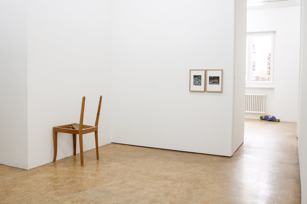 <p>Colliding Beam – Barbara Müller (installation view)</p>