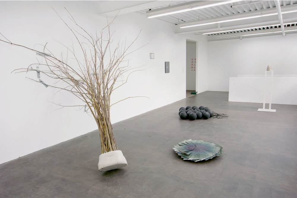 <p>Soon – Barbara Müller (installation view)</p>