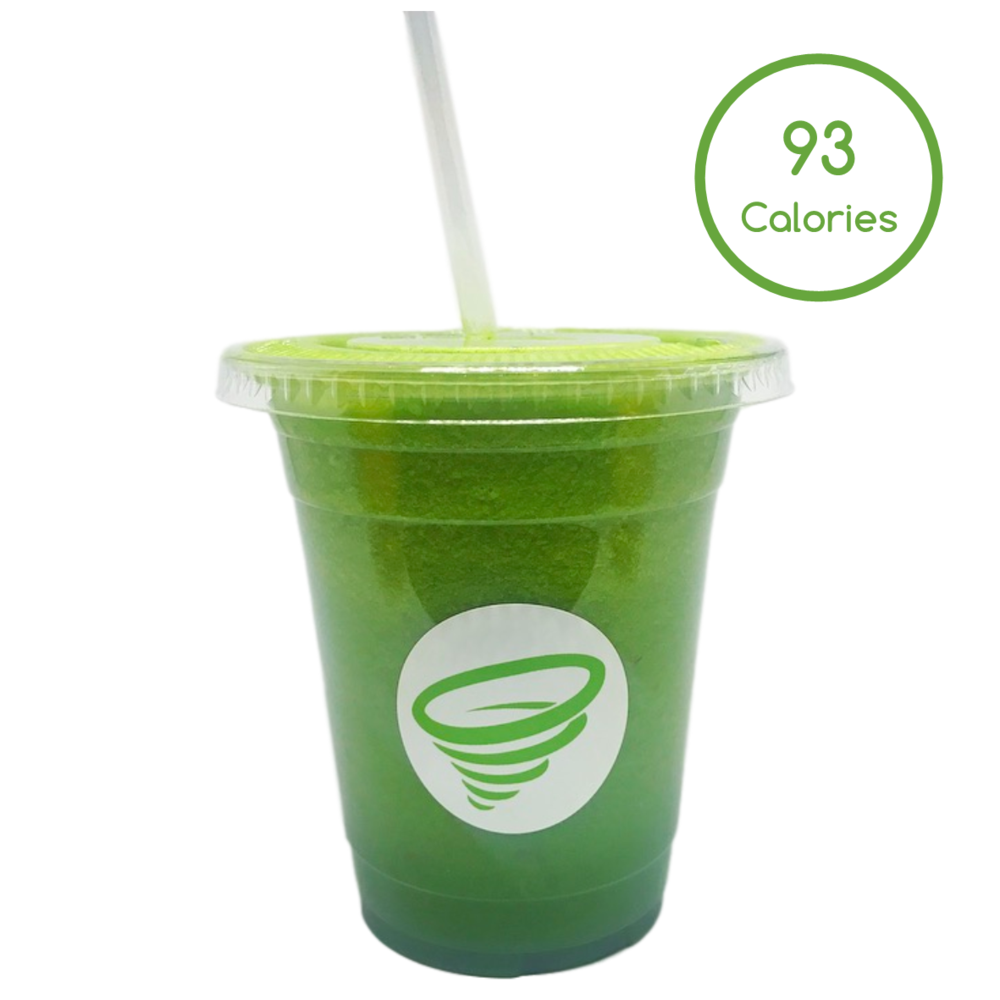 Low Calorie  - Zingy, fresh and low in calories. What more could you ask for? Oh, a gut cleanser? Yeah it does that too!!
